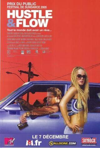 Hustle & Flow (2005) Main Poster