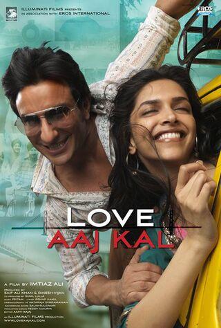 Love Nowadays (2009) Main Poster