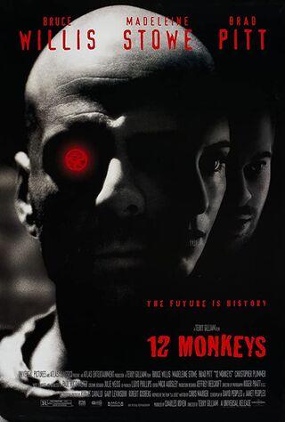 12 Monkeys (1996) Main Poster