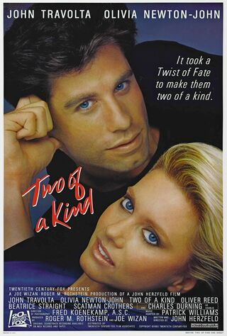 Two Of A Kind (1983) Main Poster