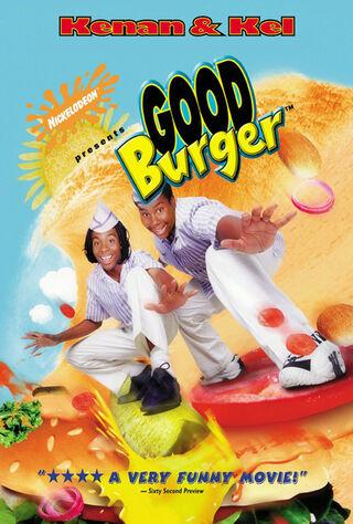 Good Burger (1997) Main Poster