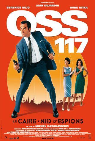 OSS 117: Cairo, Nest Of Spies (2008) Main Poster