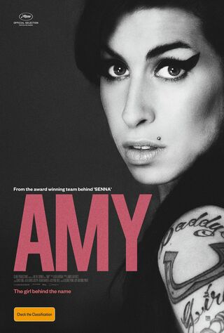 Amy (2015) Main Poster