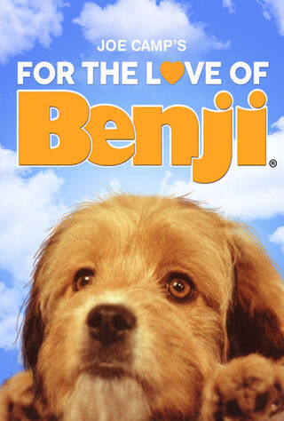 For The Love Of Benji (1977) Main Poster