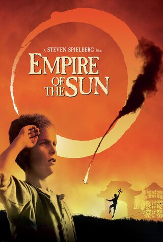Empire Of The Sun (1987) Main Poster