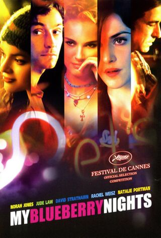 My Blueberry Nights (2007) Main Poster