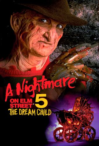 A Nightmare On Elm Street 5: The Dream Child (1989) Main Poster