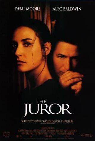The Juror (1996) Main Poster