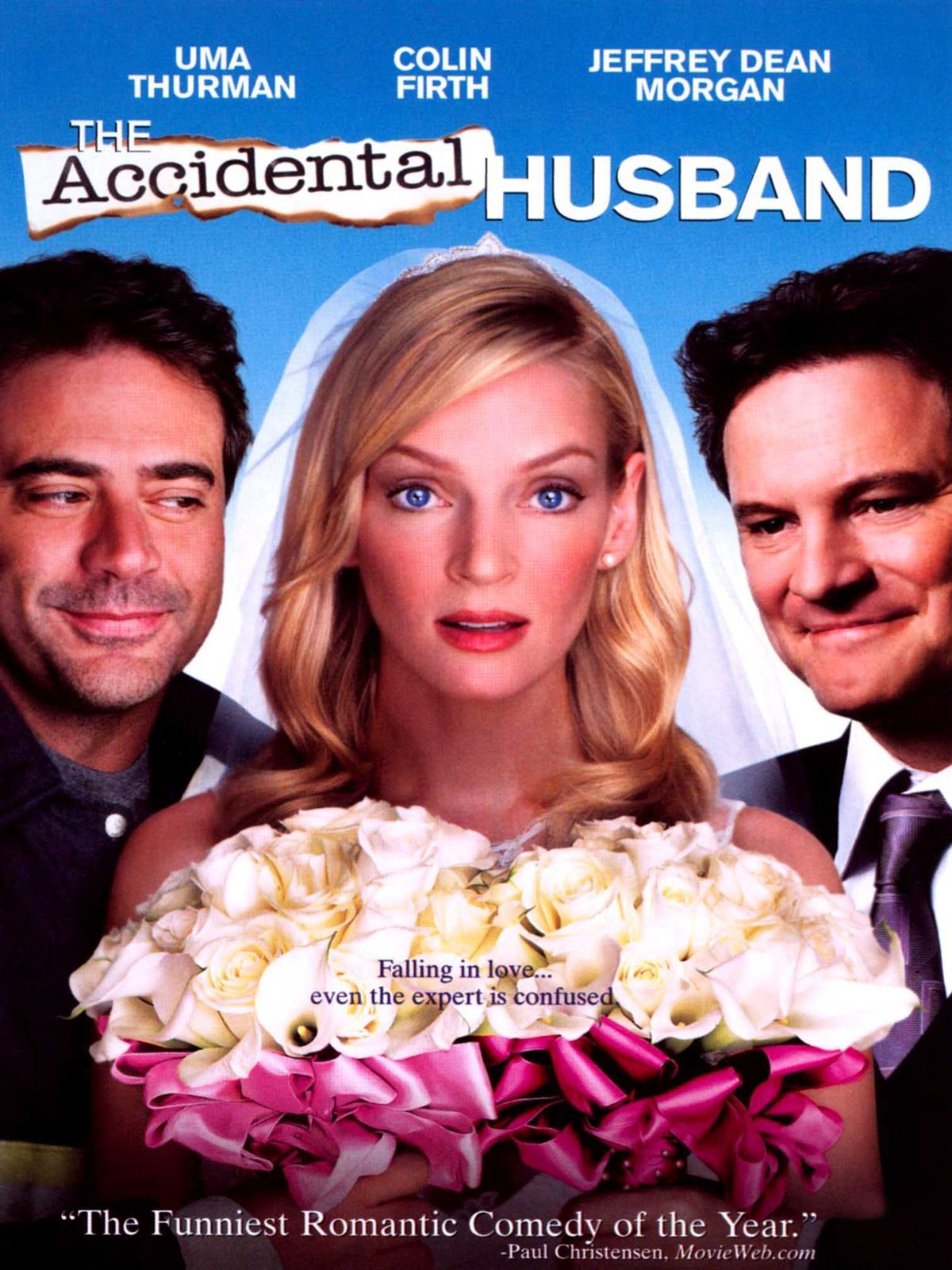 The Accidental Husband (2008) Main Poster
