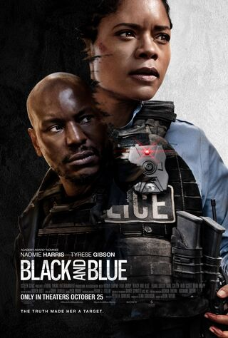 Black And Blue (2019) Main Poster