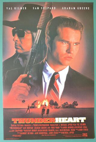 Thunderheart (1992) Main Poster