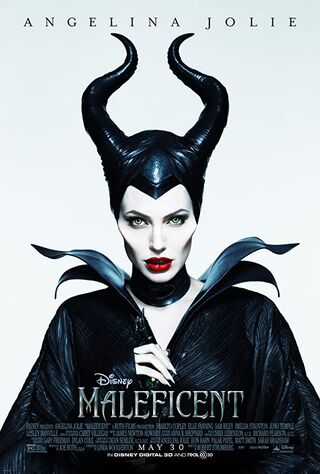 Maleficent (2014) Main Poster