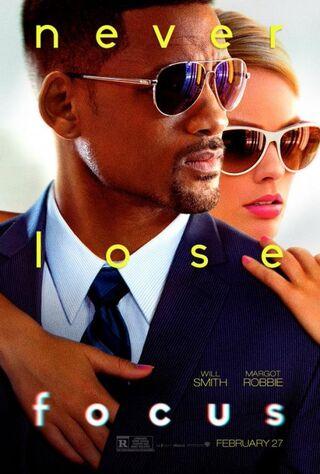 Focus (2015) Main Poster