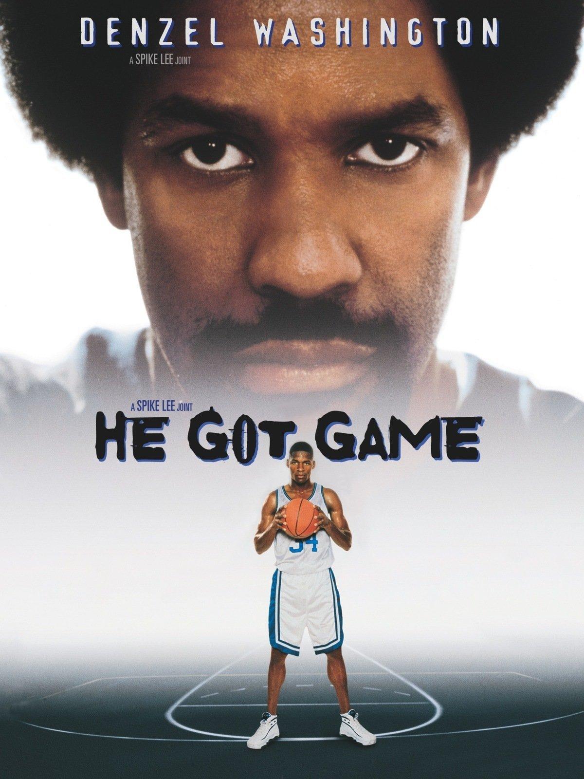 He Got Game (1998) Main Poster