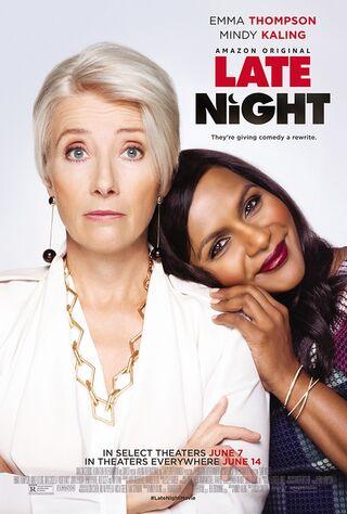 Late Night (2019) Main Poster
