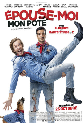 Épouse-moi Mon Pote (2017) Main Poster