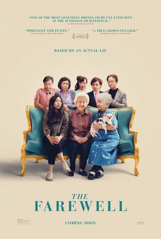 The Farewell (2019) Main Poster