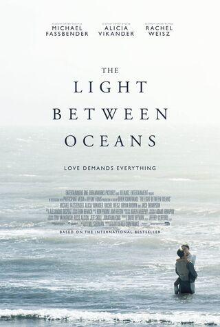 The Light Between Oceans (2016) Main Poster