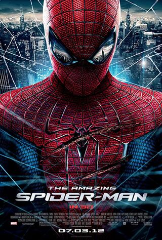 The Amazing Spider-Man (2012) Main Poster