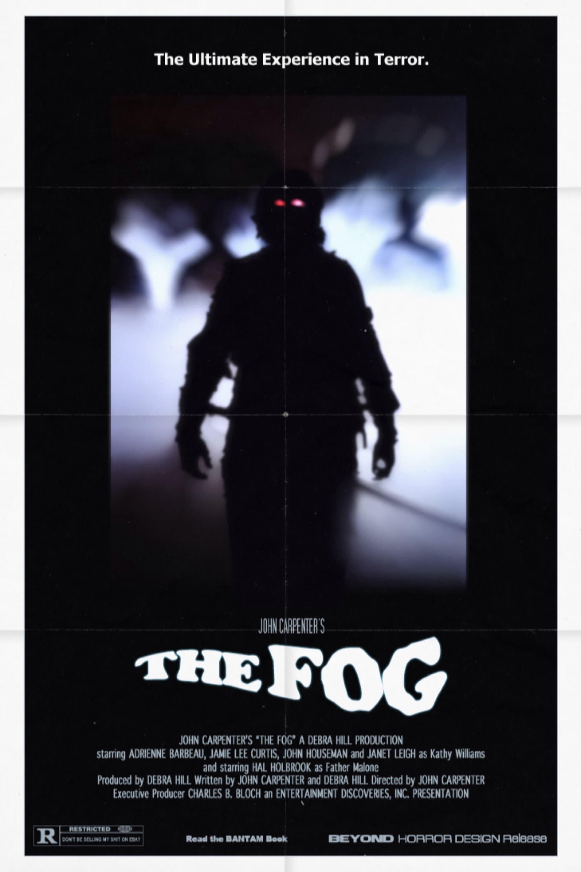 The Fog (1980) Main Poster