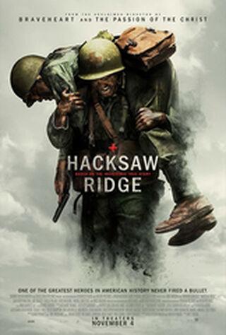 Hacksaw Ridge (2016) Main Poster