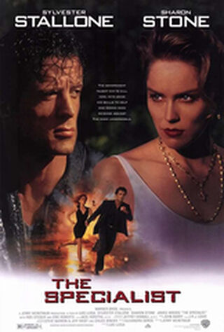 The Specialist (1994) Main Poster