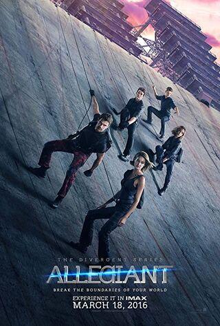 Allegiant (2016) Main Poster