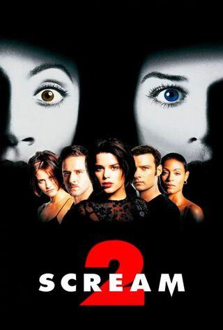 Scream 2 (1997) Main Poster