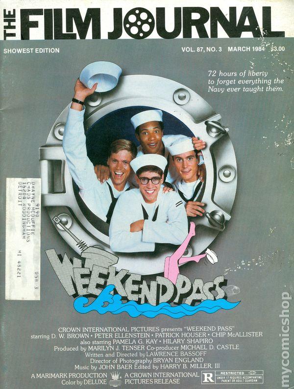 Weekend Pass (1984) Main Poster