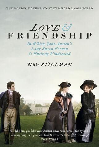 Love & Friendship (2016) Main Poster