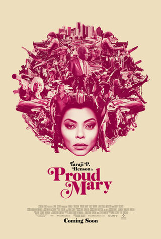 Proud Mary (2018) Main Poster