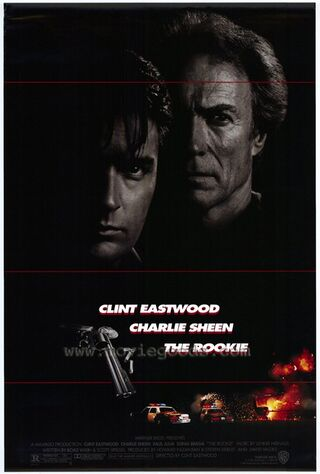 The Rookie (1990) Main Poster
