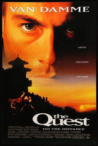 The Quest (1996) Main Poster