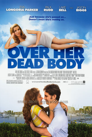 Over Her Dead Body (2008) Main Poster