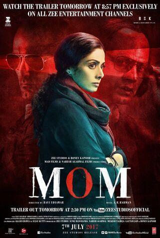 Mom (2017) Main Poster
