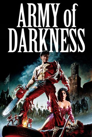 Army Of Darkness (1993) Main Poster