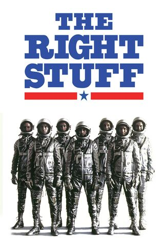 The Right Stuff (1984) Main Poster