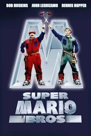 Super Mario Bros. (1993) Main Poster