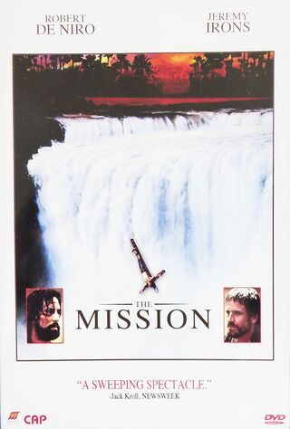 The Mission (1986) Main Poster