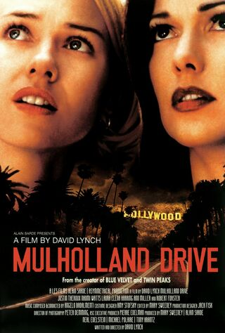 Mulholland Drive (2001) Main Poster