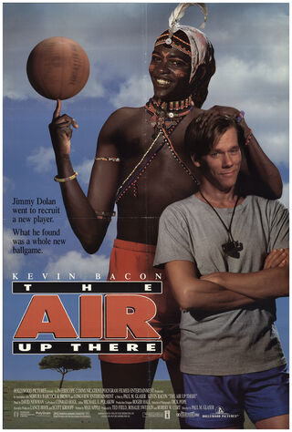 The Air Up There (1994) Main Poster