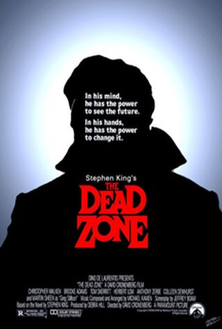 The Dead Zone (1983) Main Poster