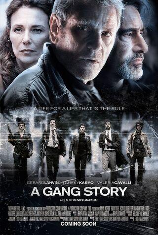 A Gang Story (2011) Main Poster