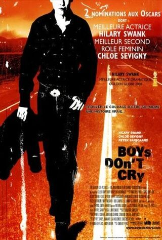 Boys Don't Cry (2000) Main Poster