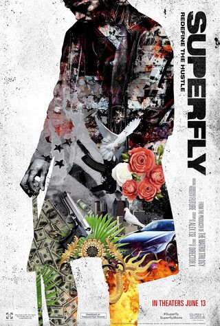 SuperFly (2018) Main Poster