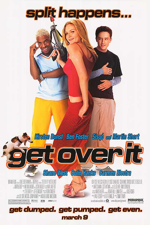 Get Over It (2001) Main Poster