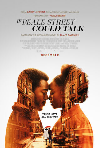 If Beale Street Could Talk (2018) Main Poster