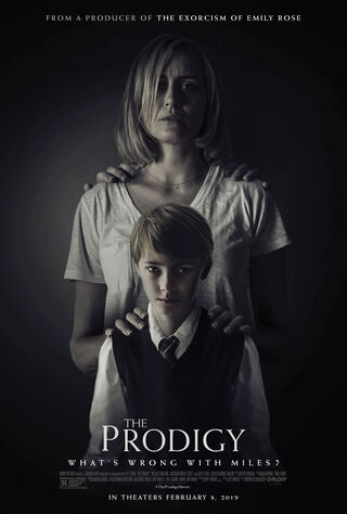 The Prodigy (2019) Main Poster