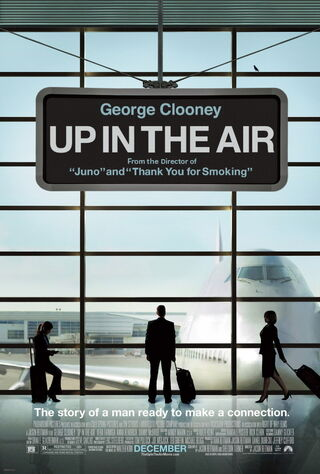 Up In The Air (2009) Main Poster