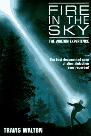 Fire In The Sky (1993) Main Poster